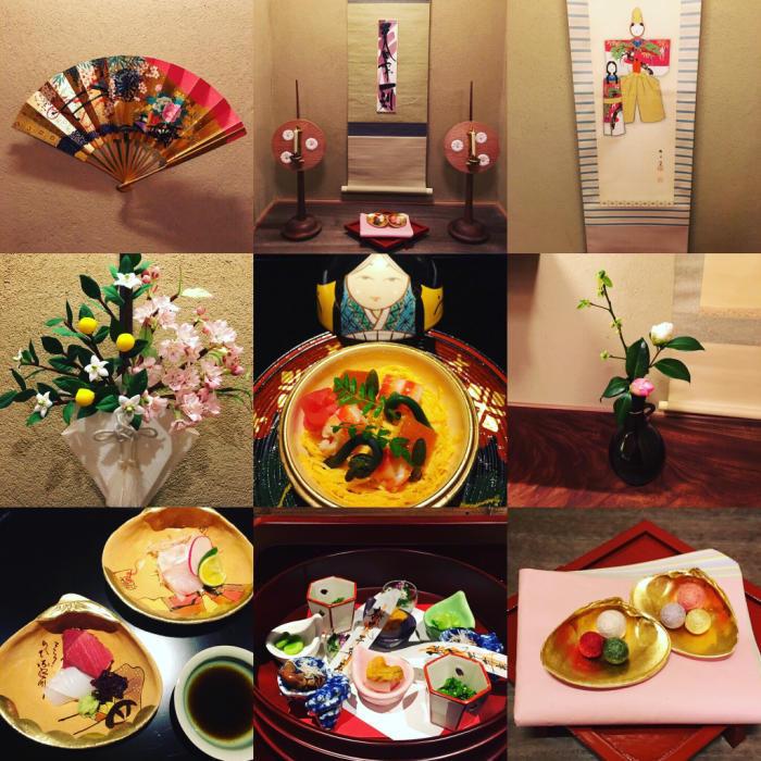 雛祭り at 馳走なかむら_c0116778_07492519.jpg