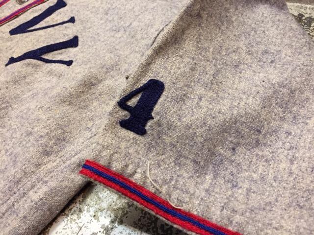3月8日(水)大阪店春物ヴィンテージ入荷!#9 アスレチックウェア編!U.S.N.BaseballShirt&S/S Sweat!!_c0078587_10532144.jpg