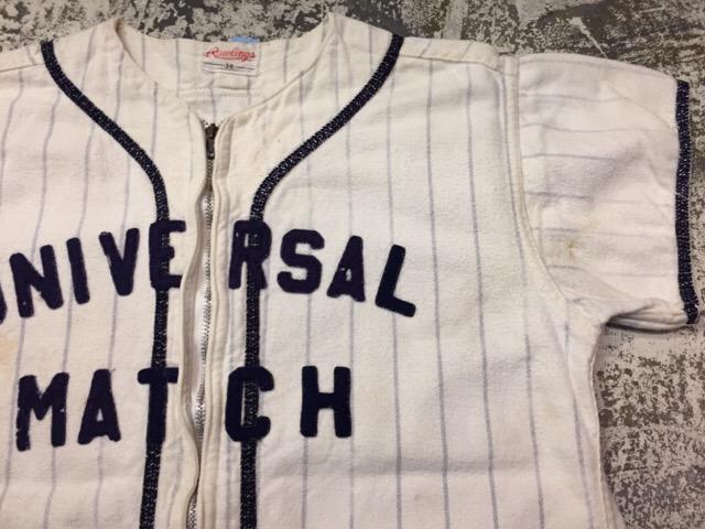 3月8日(水)大阪店春物ヴィンテージ入荷!#9 アスレチックウェア編!U.S.N.BaseballShirt&S/S Sweat!!_c0078587_10563735.jpg