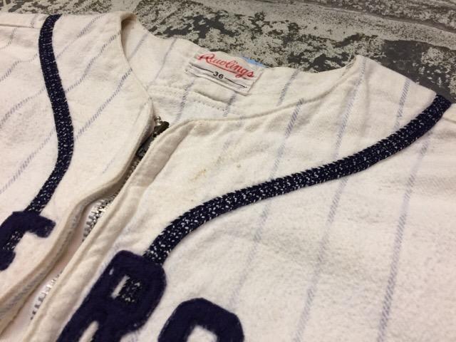 3月8日(水)大阪店春物ヴィンテージ入荷!#9 アスレチックウェア編!U.S.N.BaseballShirt&S/S Sweat!!_c0078587_10564493.jpg