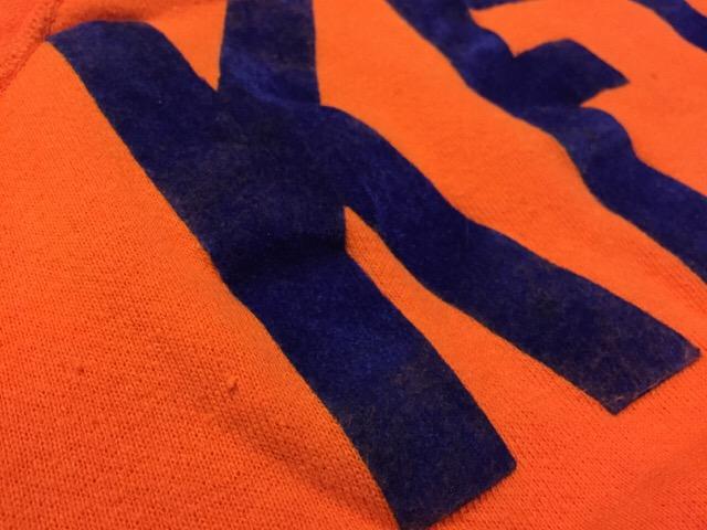 3月8日(水)大阪店春物ヴィンテージ入荷!#9 アスレチックウェア編!U.S.N.BaseballShirt&S/S Sweat!!_c0078587_1174873.jpg