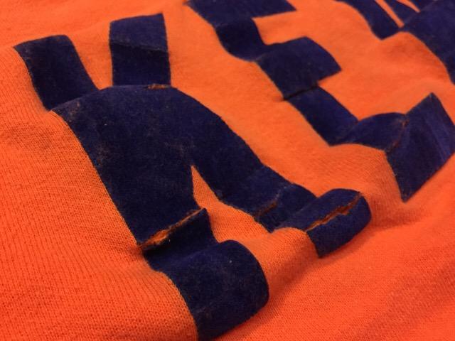 3月8日(水)大阪店春物ヴィンテージ入荷!#9 アスレチックウェア編!U.S.N.BaseballShirt&S/S Sweat!!_c0078587_1182327.jpg