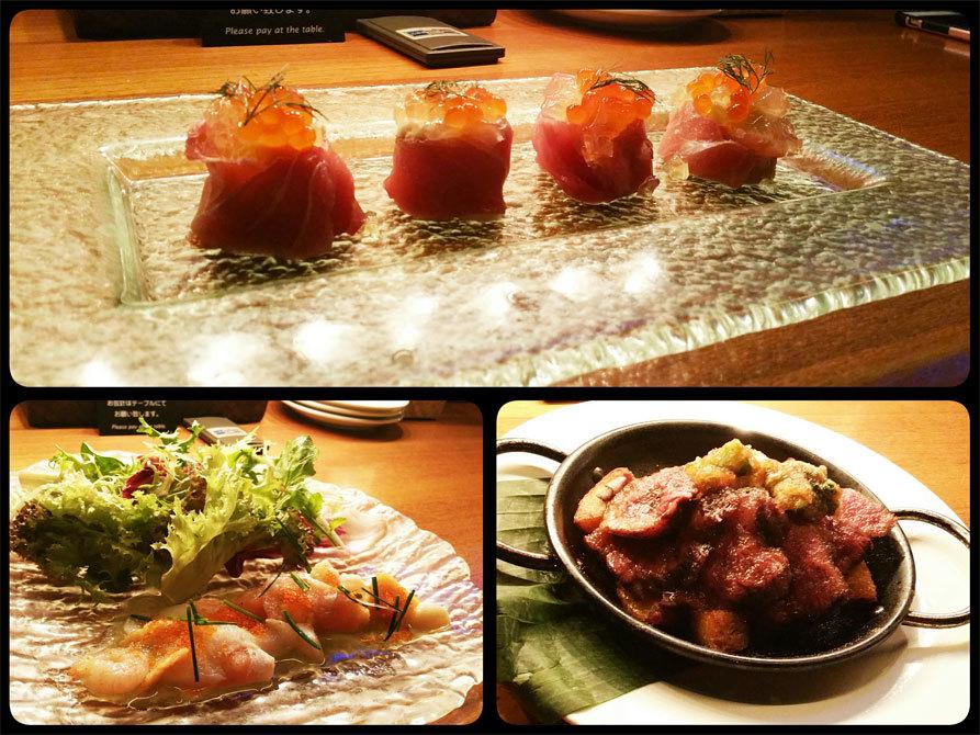 また強膜炎…(泣) とは別で、Shinyongちゃんと素敵なディナー。_d0224894_11593373.jpg