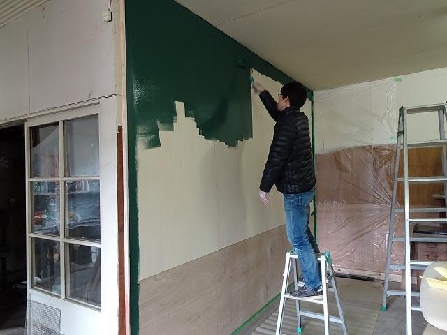 ■黒板塗装■_e0188083_19263372.jpg
