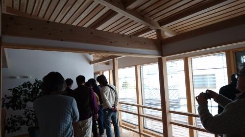 西方設計試作住宅の見学会がありました。_f0150893_17103137.jpg