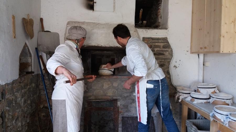 ミモザとパン焼き_f0106597_17273828.jpg