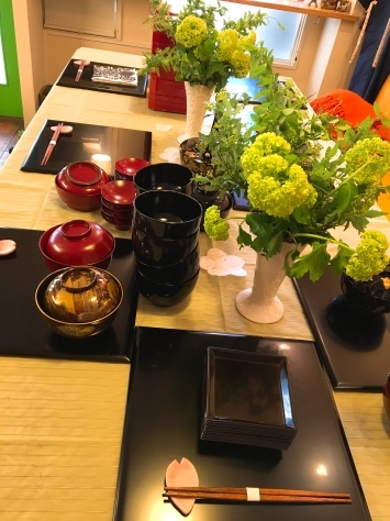 「春の懐石」レッスン1回目終了!!_f0141419_08591407.jpg