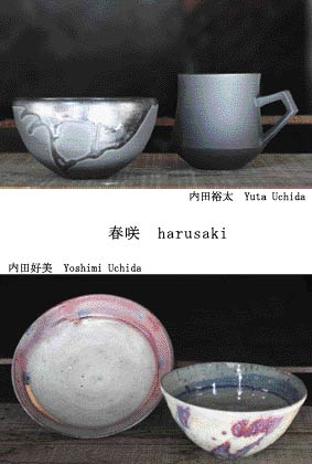 春咲 harusaki  陶磁の器を愉しむ_a0260022_23274982.jpg