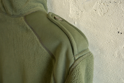 French army Fleece jacketとスタッフ募集のお知らせ_f0226051_17163471.jpg