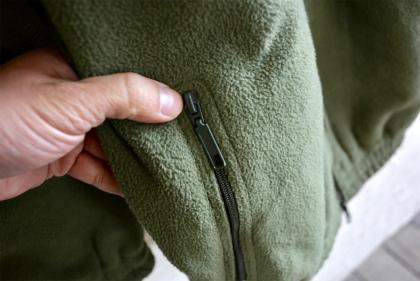 French army Fleece jacketとスタッフ募集のお知らせ_f0226051_17174582.jpg