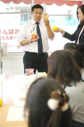 宮崎県産食材を使った料理教室_d0327373_21360648.jpg