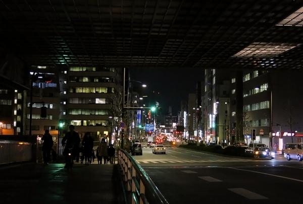 夜の散歩、九段下から秋葉原_a0248481_23261193.jpg