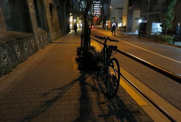 夜の散歩、九段下から秋葉原_a0248481_23284707.jpg