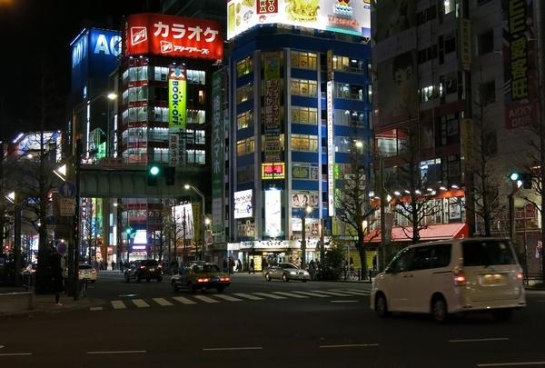 夜の散歩、九段下から秋葉原_a0248481_23295660.jpg