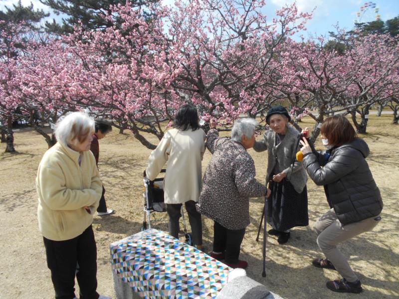 春めいてきましたね♫_f0220087_851213.jpg