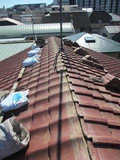 板橋区の成増で、瓦屋根修理工事_c0223192_22191267.jpg