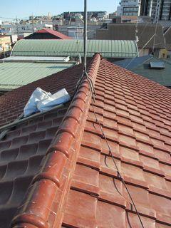 板橋区の成増で、瓦屋根修理工事_c0223192_22191432.jpg