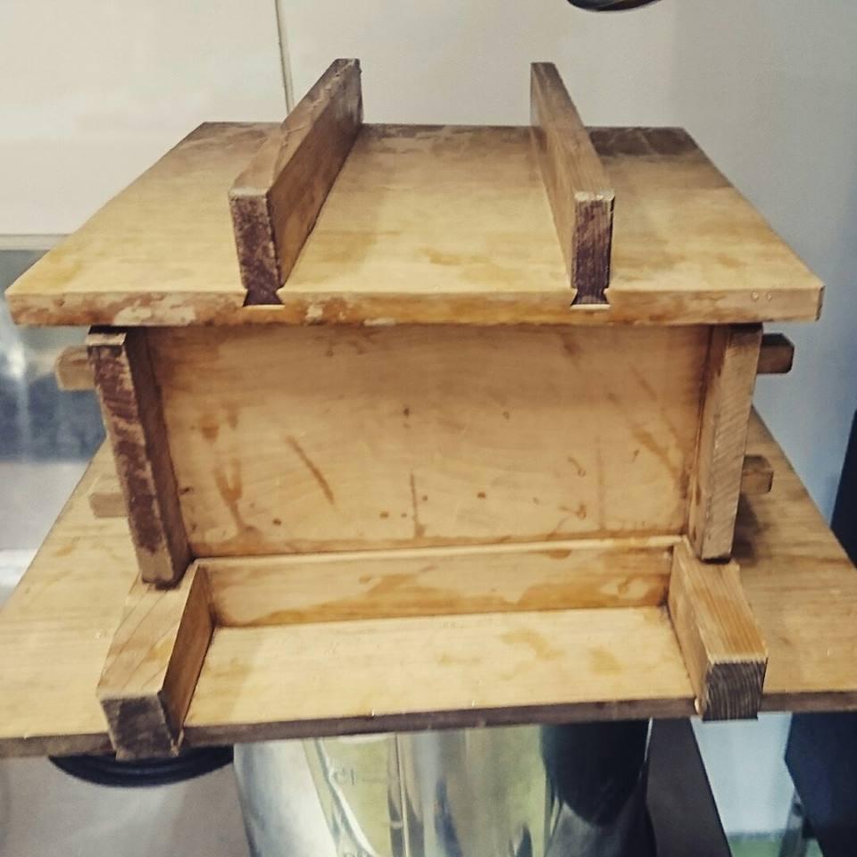 有機な「玄米餅」&「トマトソース」作り_a0125419_20260820.jpg