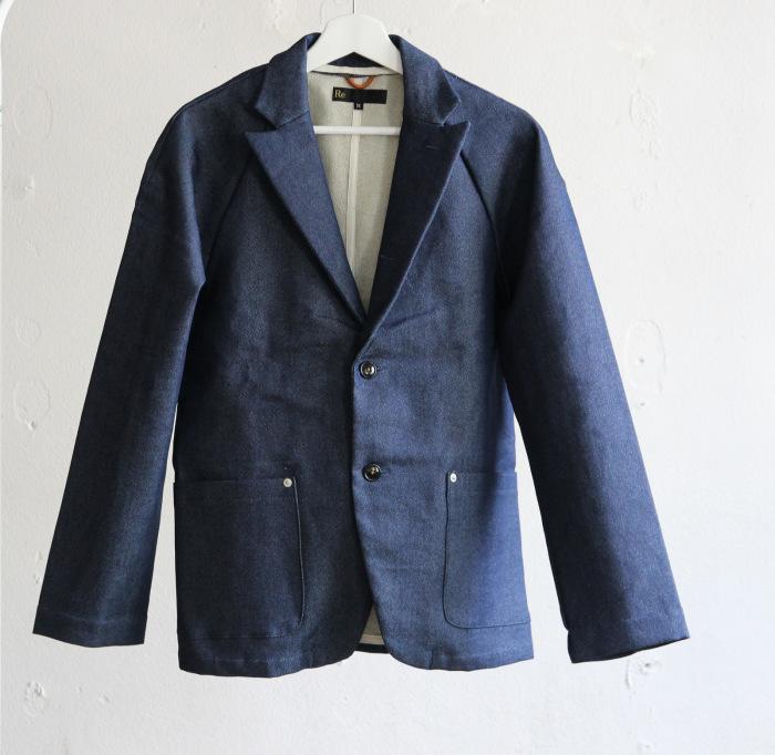 Denim Jersey Raglan Jacket_e0142928_17425385.jpg