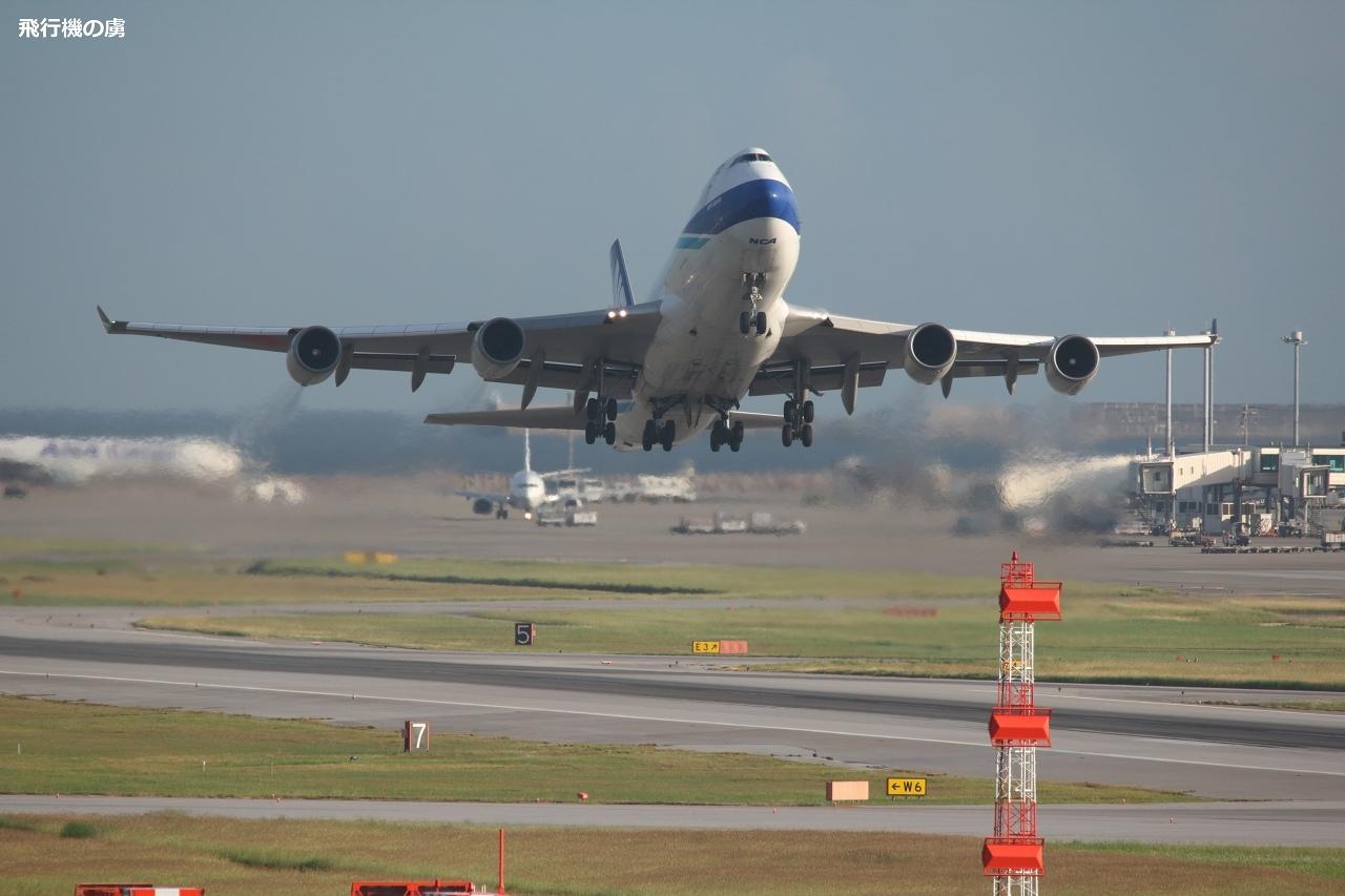 また いつかどこかで  B747  日本貨物航空(KZ)_b0313338_20331253.jpg