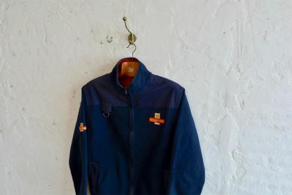 Royal mail fleece jacket とスタッフ募集のお知らせ_f0226051_13293001.jpg