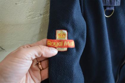 Royal mail fleece jacket とスタッフ募集のお知らせ_f0226051_13311526.jpg