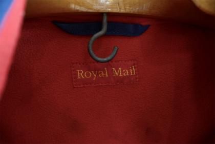 Royal mail fleece jacket とスタッフ募集のお知らせ_f0226051_13315219.jpg