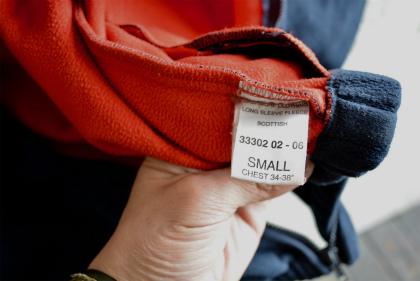 Royal mail fleece jacket とスタッフ募集のお知らせ_f0226051_13330481.jpg
