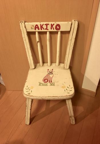 産まれたときからある椅子⭐️_c0151965_21473755.jpg