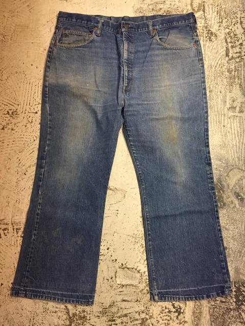 Vintage Levi\'s Denim&Leather Bottoms!!(マグネッツ大阪アメ村店)_c0078587_23263416.jpg