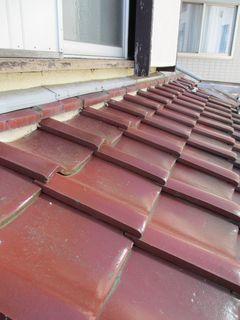 板橋区成増で、瓦屋根修理工事_c0223192_19203134.jpg