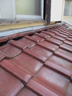 板橋区成増で、瓦屋根修理工事_c0223192_19203666.jpg