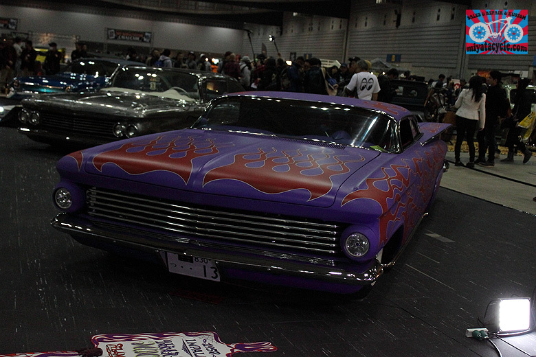2016 25th HOT ROD CUSTOM SHOW その2_e0126901_07414960.jpg