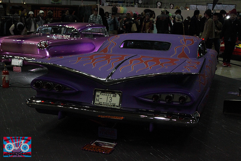 2016 25th HOT ROD CUSTOM SHOW その2_e0126901_07420471.jpg