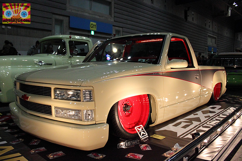 2016 25th HOT ROD CUSTOM SHOW その2_e0126901_07442018.jpg