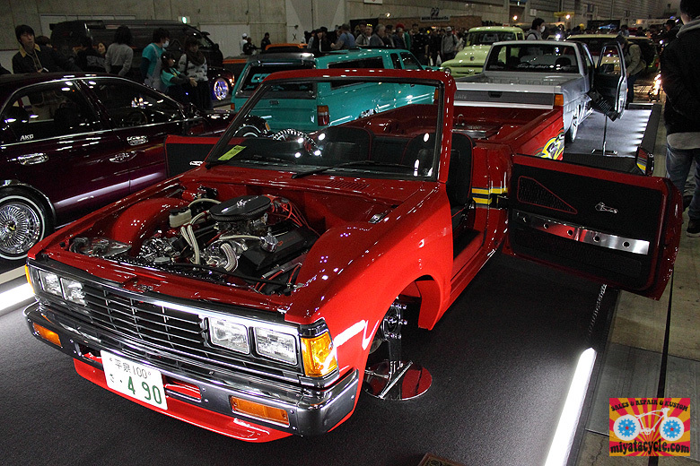 2016 25th HOT ROD CUSTOM SHOW その2_e0126901_07443497.jpg