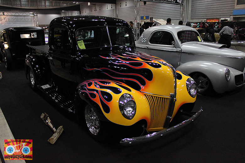 2016 25th HOT ROD CUSTOM SHOW その2_e0126901_07455228.jpg