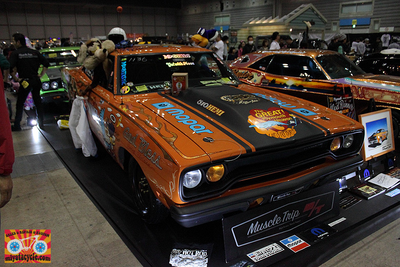 2016 25th HOT ROD CUSTOM SHOW その2_e0126901_07455922.jpg