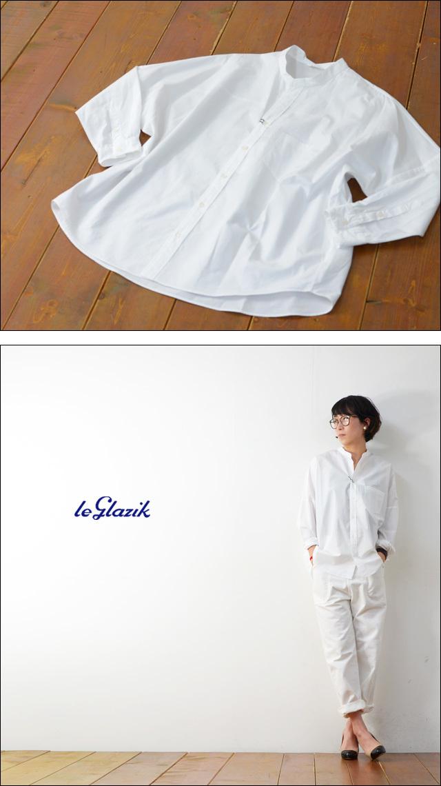 LE GLAZIK [ル グラジック] TYPEWRITER CLOTH SHIRTS [JL-3595TYW] LADY\'S_f0051306_16334827.jpg