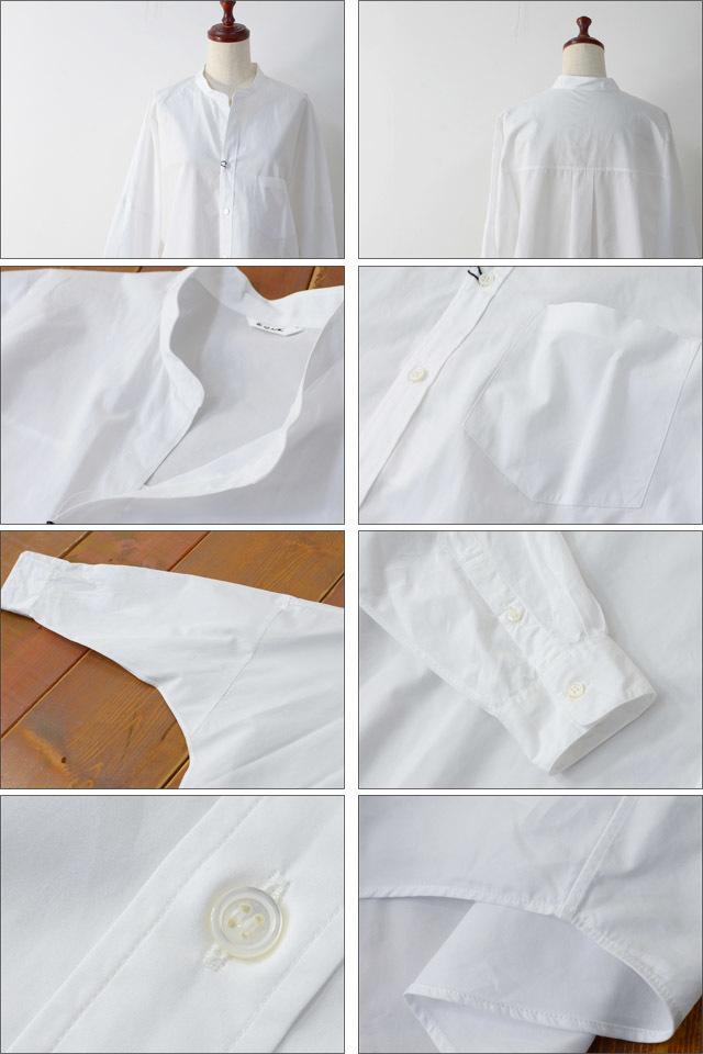 LE GLAZIK [ル グラジック] TYPEWRITER CLOTH SHIRTS [JL-3595TYW] LADY\'S_f0051306_16334837.jpg