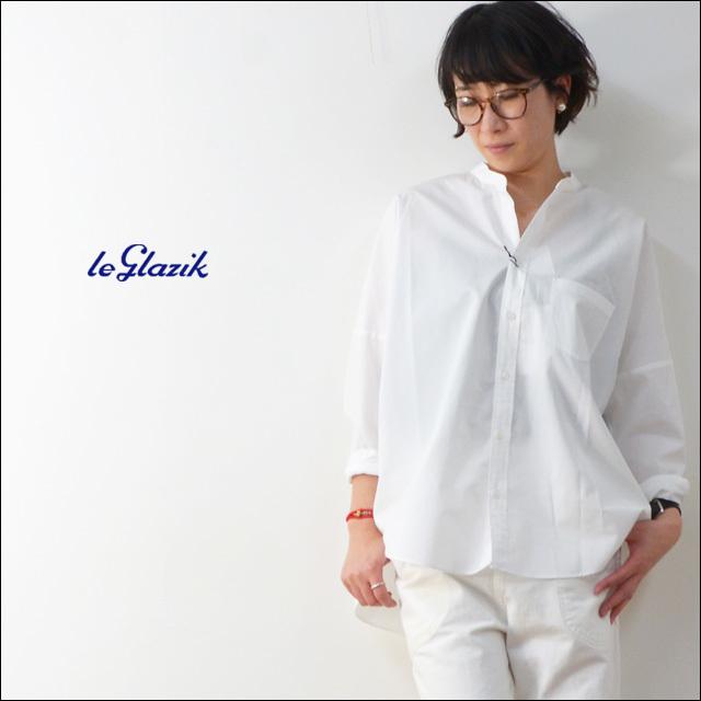 LE GLAZIK [ル グラジック] TYPEWRITER CLOTH SHIRTS [JL-3595TYW] LADY\'S_f0051306_16334880.jpg