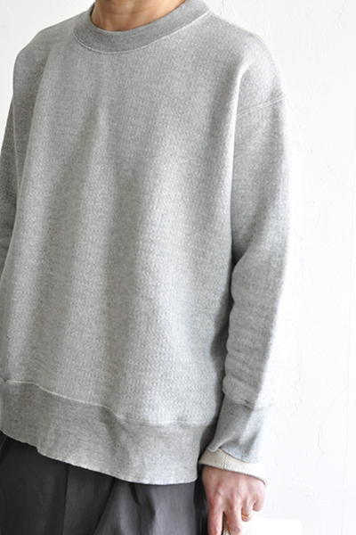 RICEMAN Long Sleeve Sweater_d0120442_14145475.jpg