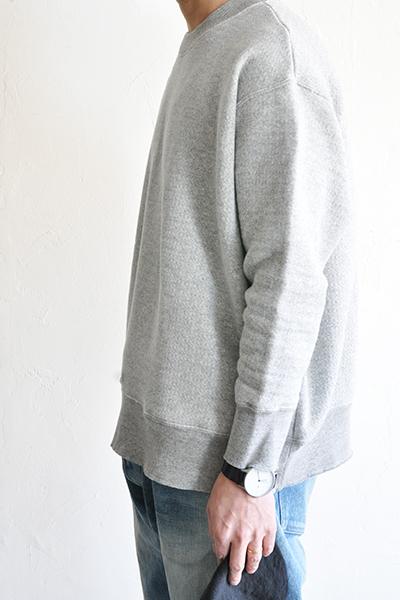 RICEMAN Long Sleeve Sweater_d0120442_14645100.jpg