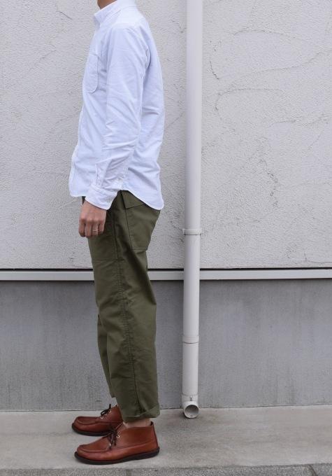 春だからって言うわけじゃないけれど 白いシャツ_d0334060_17060442.jpg