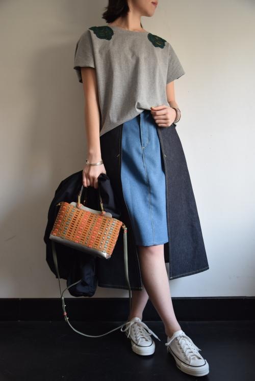 貴女色に染まるスカート 。_b0110586_18111771.jpg