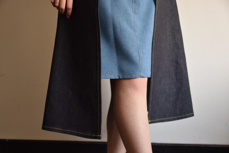貴女色に染まるスカート 。_b0110586_18160381.jpg