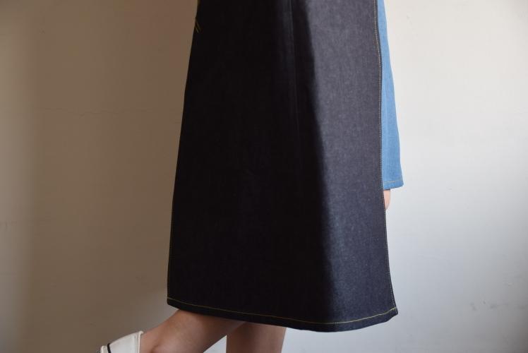 貴女色に染まるスカート 。_b0110586_18175298.jpg