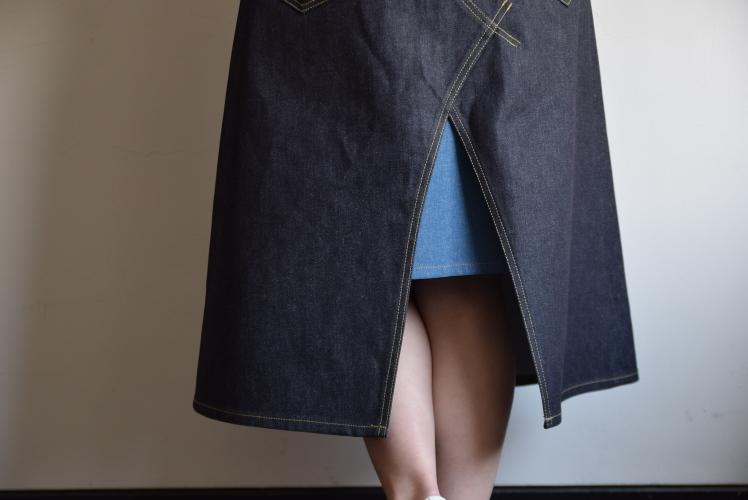 貴女色に染まるスカート 。_b0110586_18230872.jpg