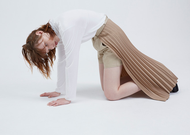 貴女色に染まるスカート 。_b0110586_18281560.jpg