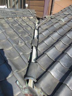 板橋区の徳丸で、瓦屋根修理工事_c0223192_23470886.jpg